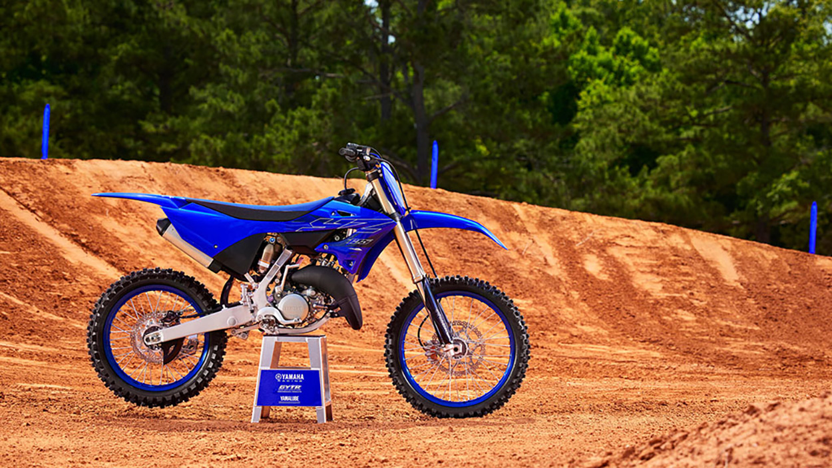 Yamaha YZ 125 2022