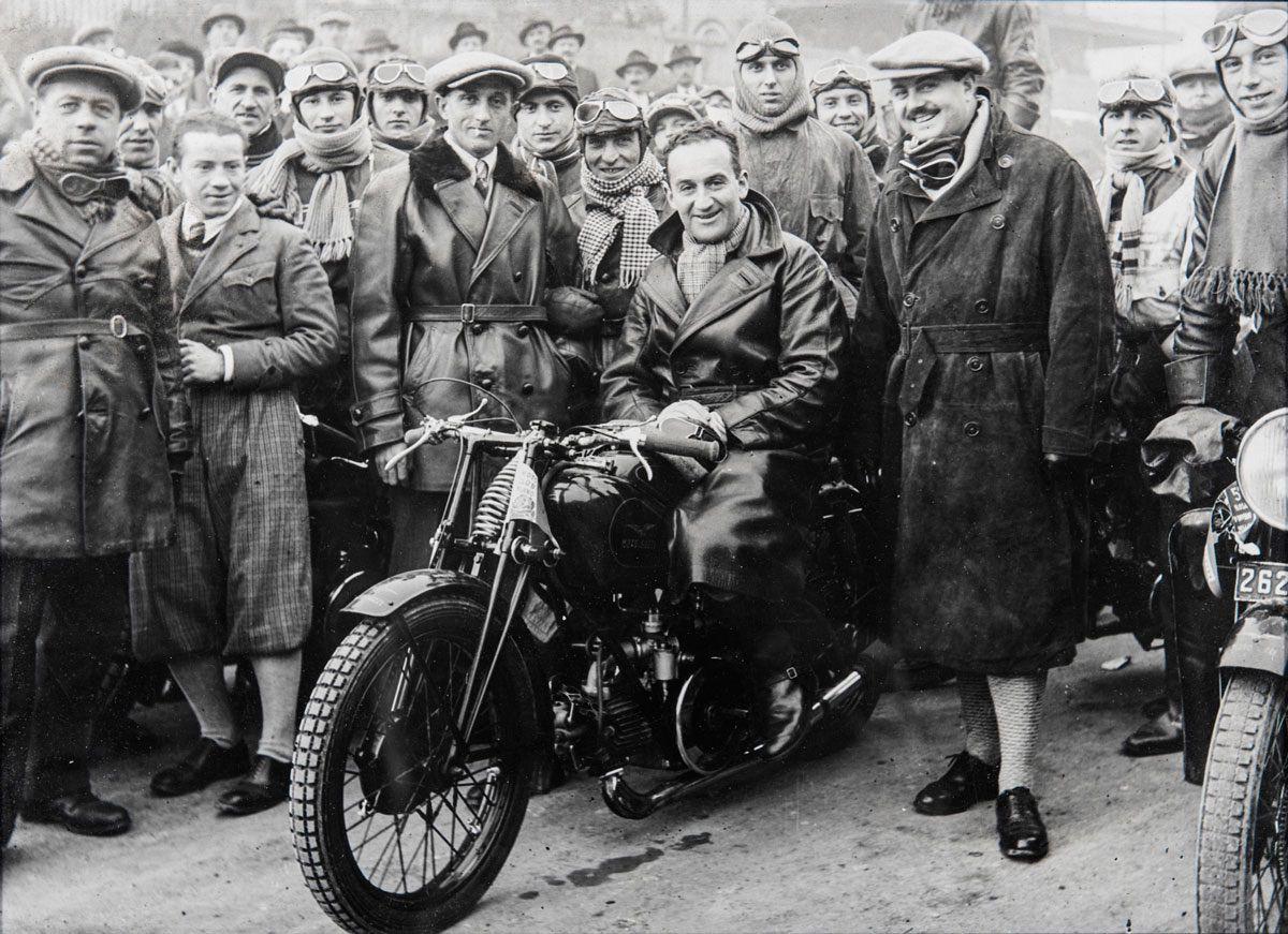 Moto Guzzi cumple 100 años de historia