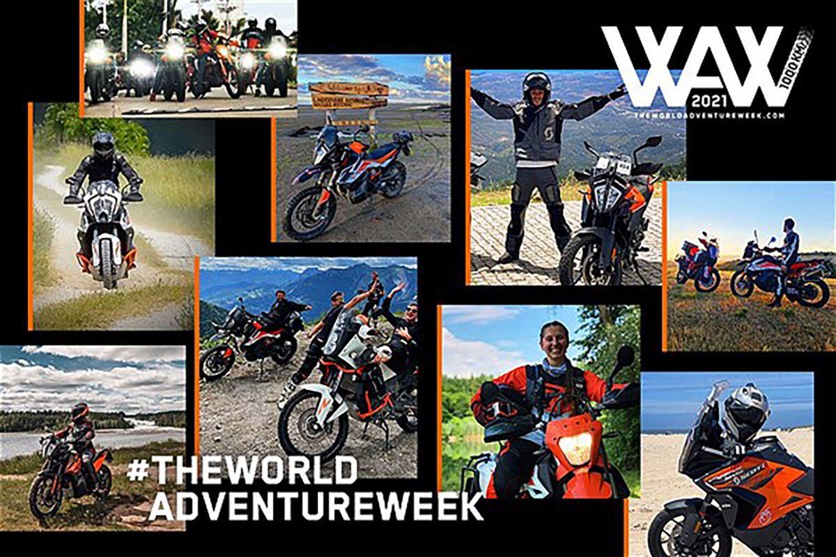World Adventure Week