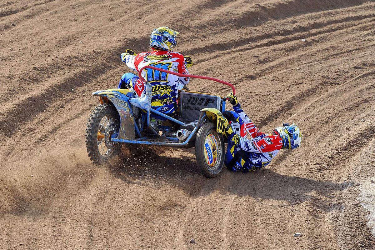 Campeonato del Mundo Sidecar MX 2019