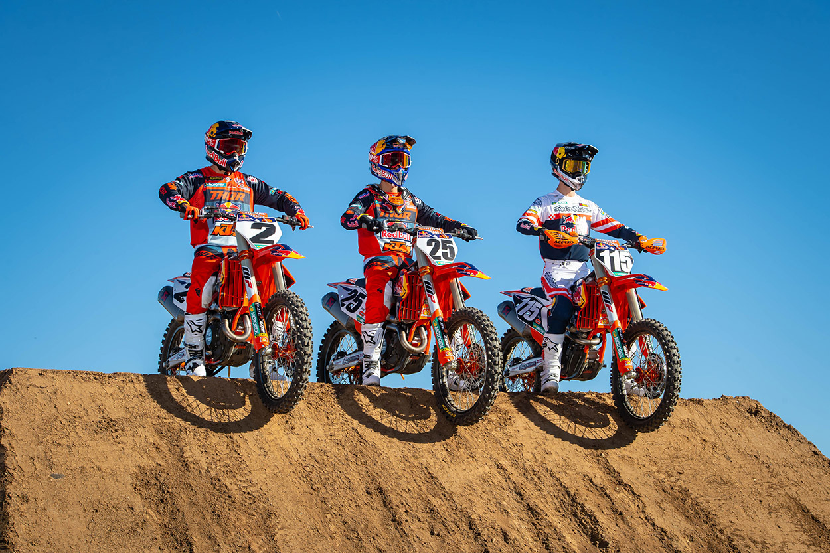 Red Bull KTM Factory Racing Team 2021