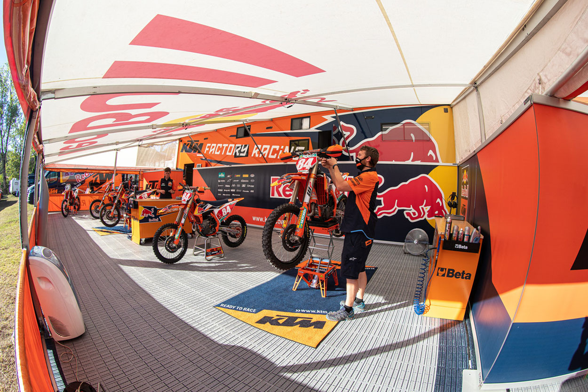 KTM Factory Racing Team