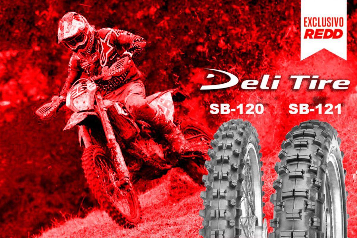 Neumáticos de enduro Deli Tire