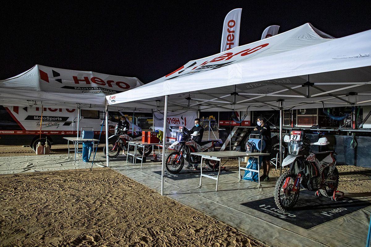 Rally Dakar 2021 Saudi Arabia