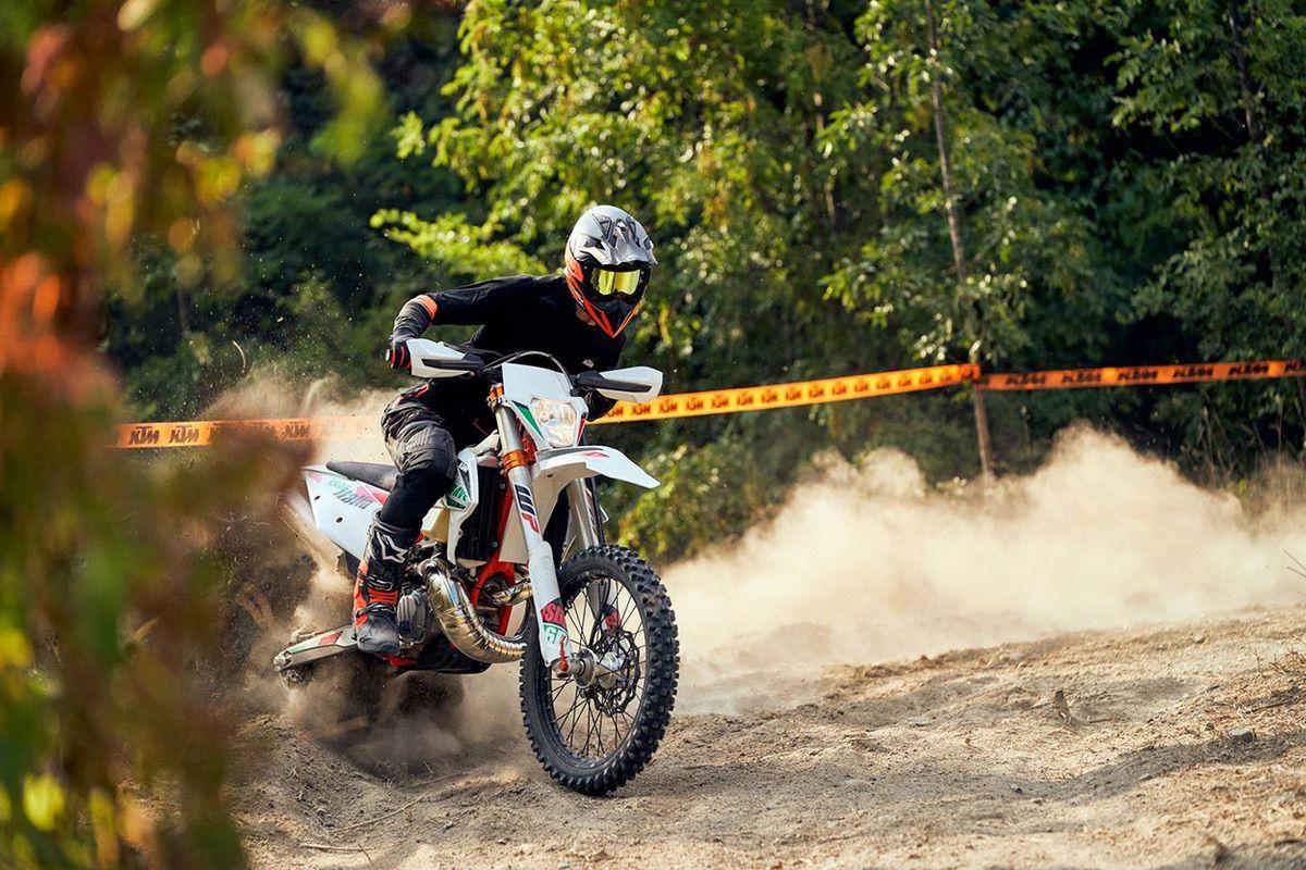 KTM EXC SIX DAYS