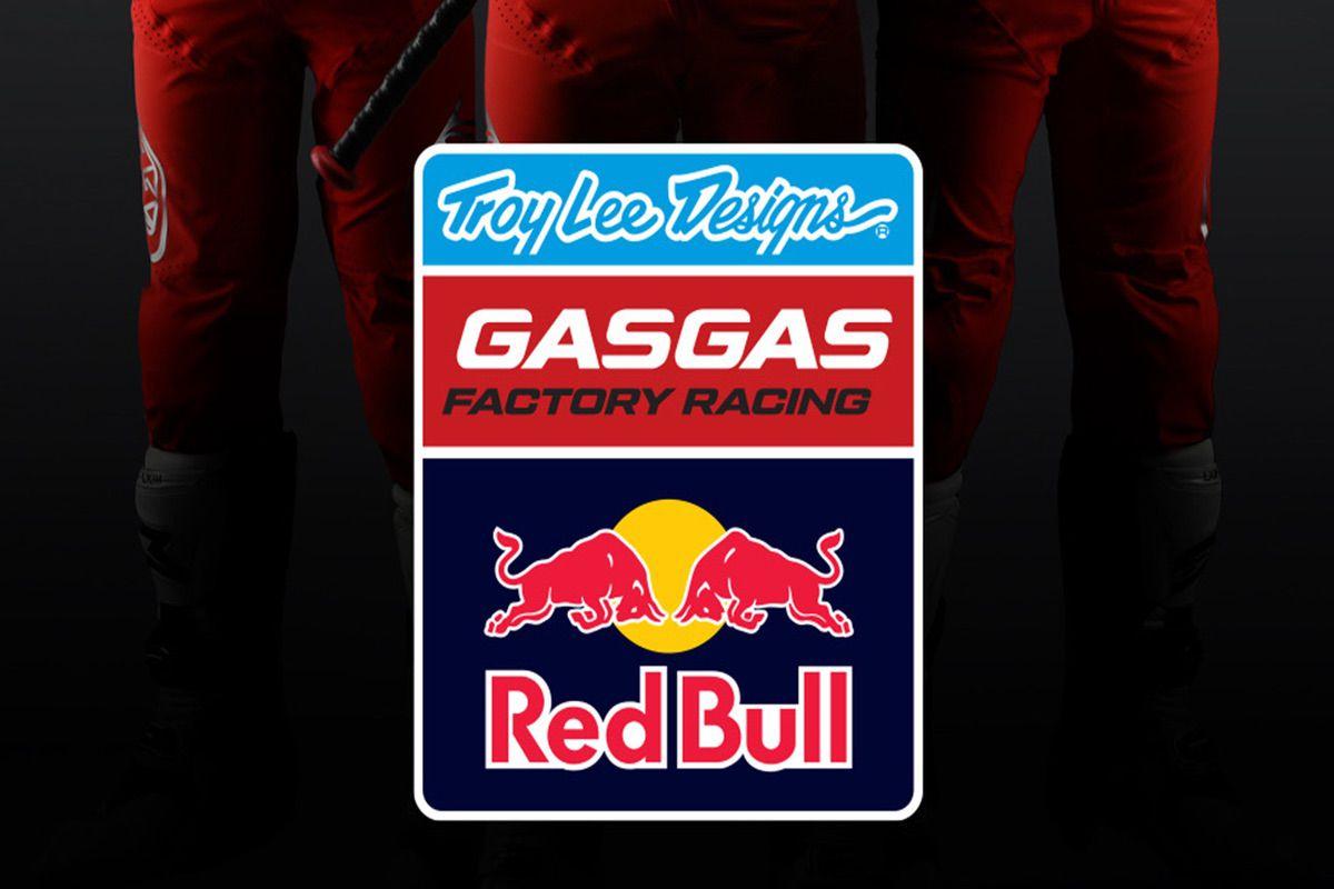 Troy Lee Designs/Red Bull/GASGAS Factory Racing
