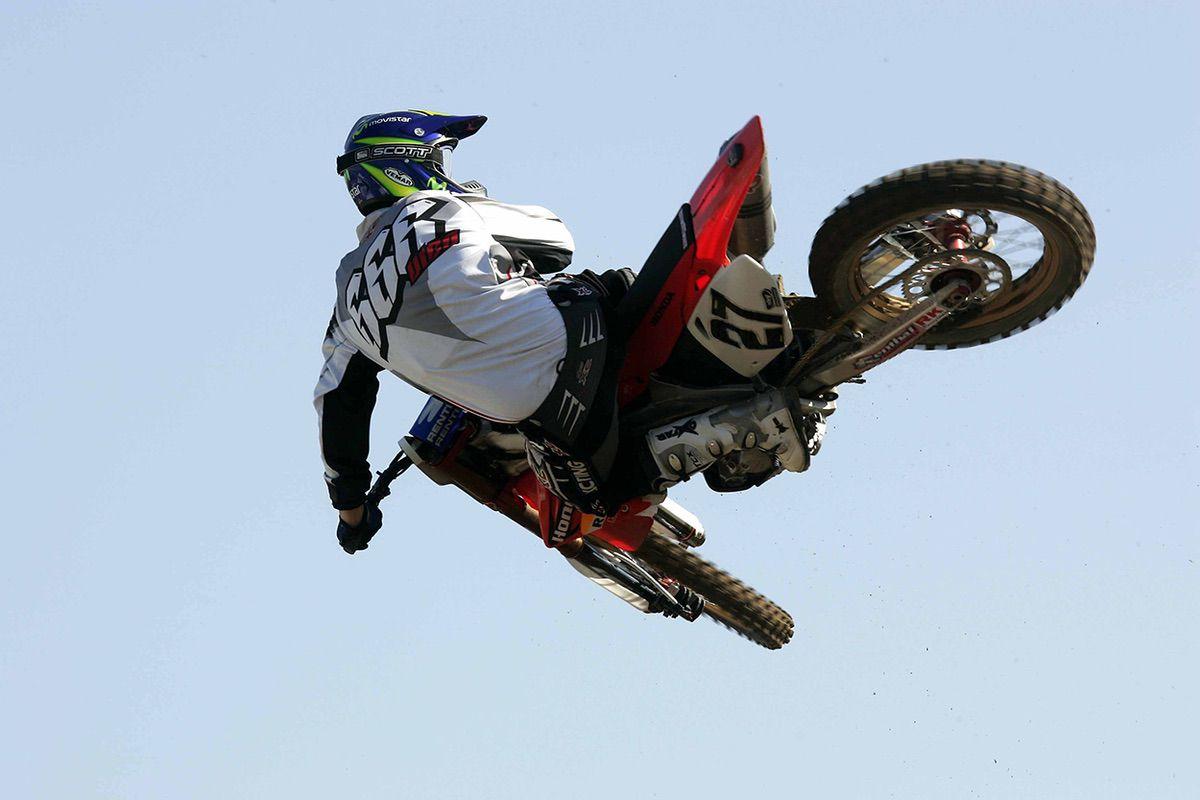 Entrevista a Javi Vico: Historia del Motocross