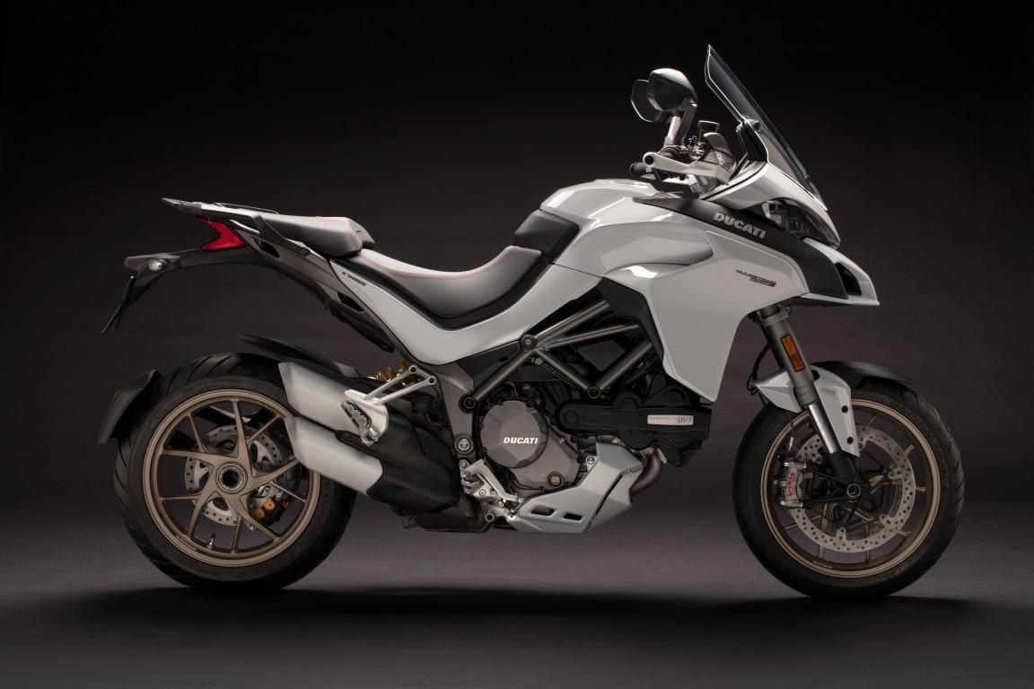 Ducati Multistrada 1260 2018   Moto1Pro