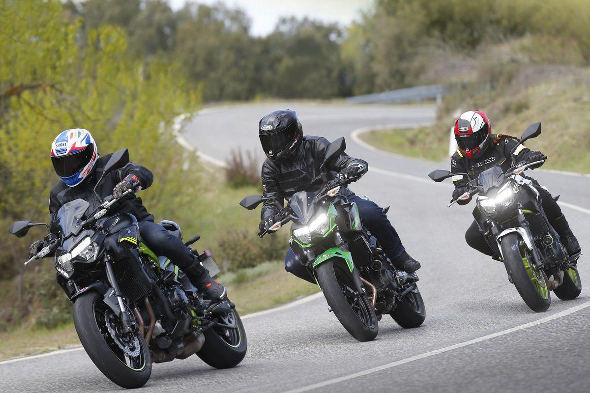 Encuesta: ¿Crees que todas las motos tendrían que llevar distintos mapas?