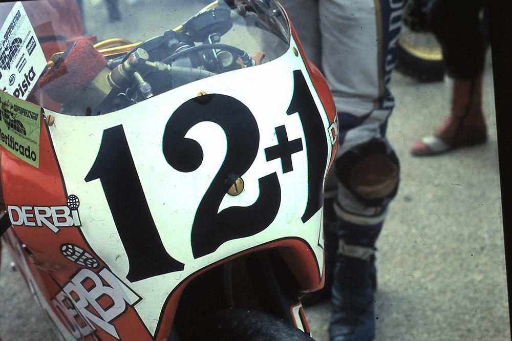Las 12+1 motos de Ángel Nieto