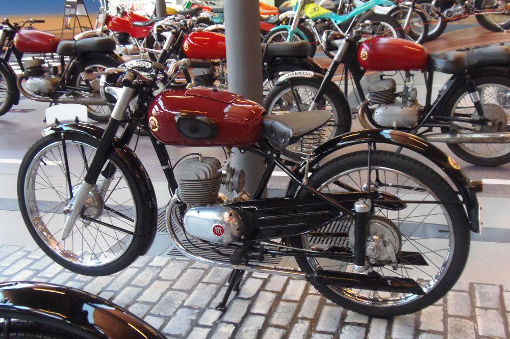 1953 Montesa Brio 90
