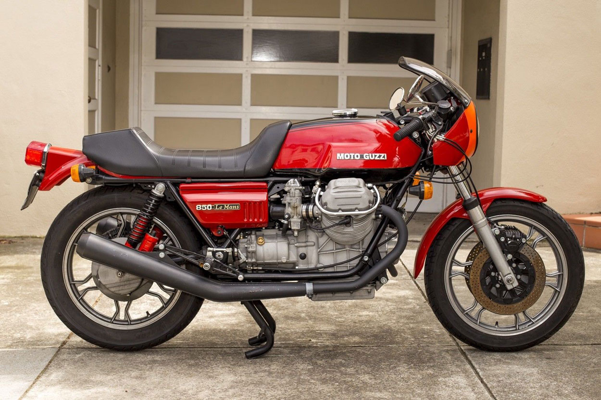 10 motos de calle míticas del siglo XX