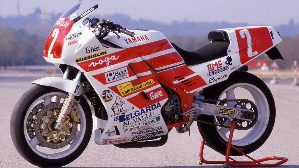 Yamaha 1988