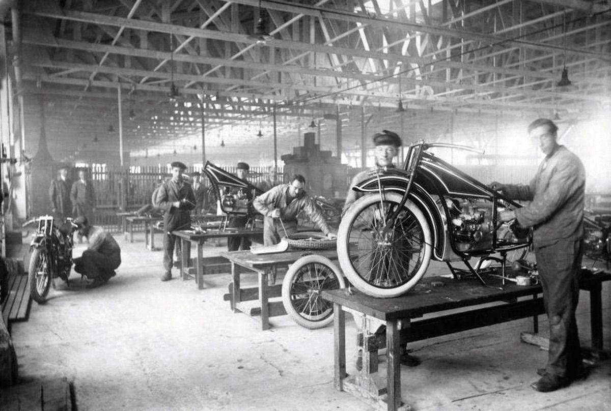 Historia motor R bóxer de BMW