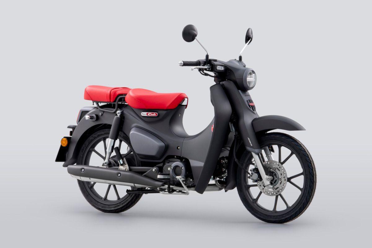 Honda anuncia cambios en las Super Cub y la Monkey para 2022