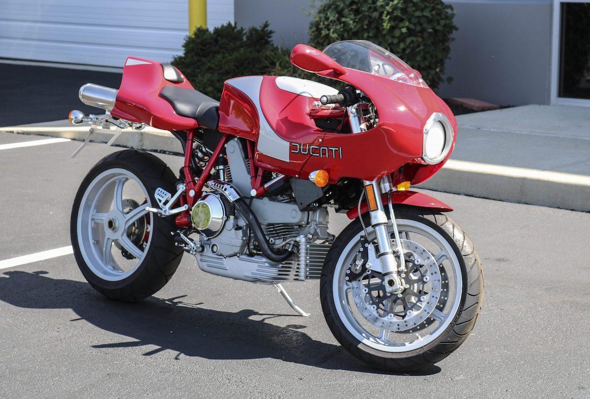 Ducati MH900 Evoluzione