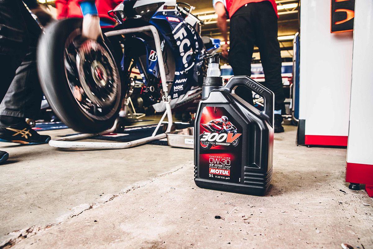 Honda ya cuenta con su propio lubricante Motul