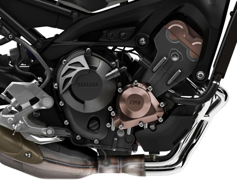 Motor MT09