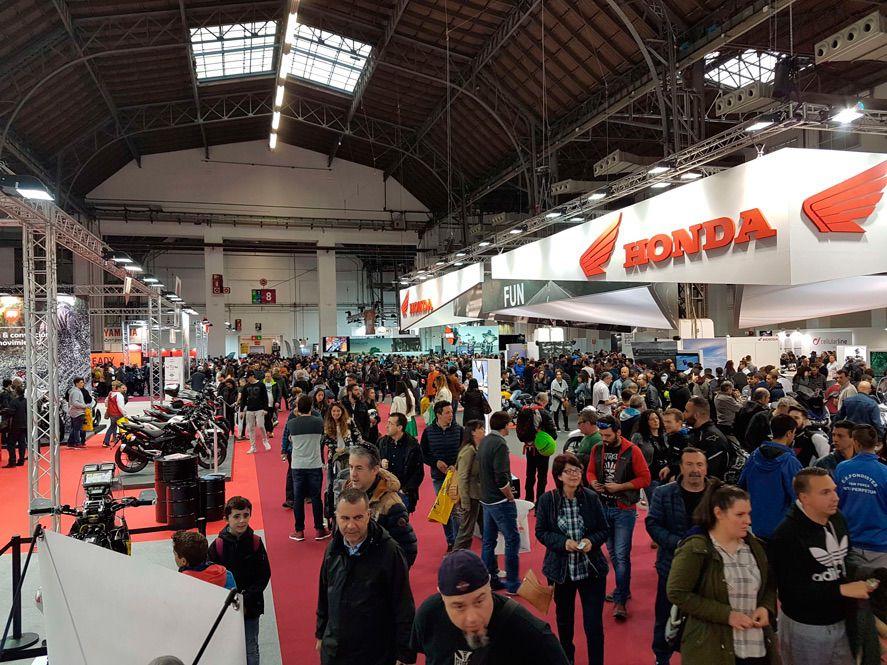 Salon de la moto de Barcelona 2019