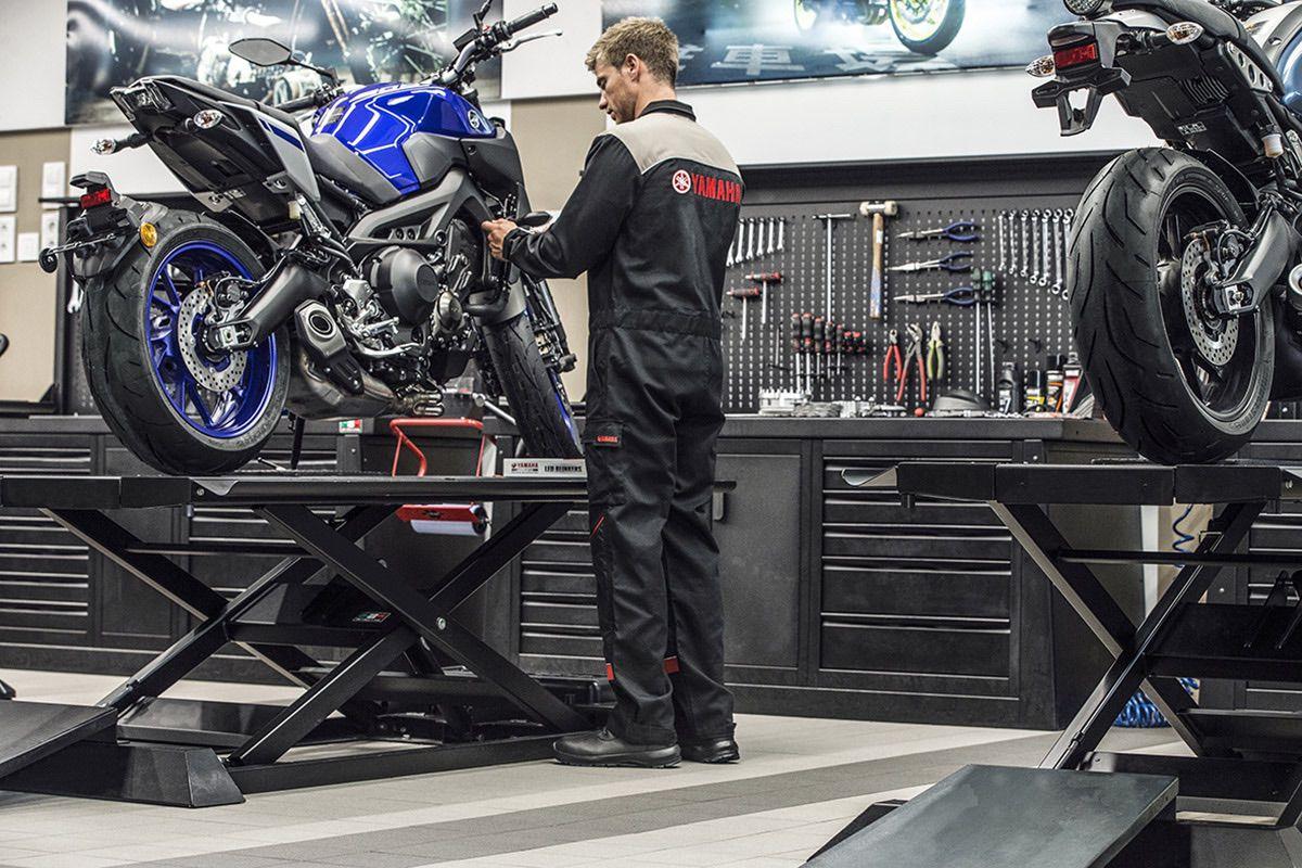 Yamaha solo venderá en concesionarios oficiales