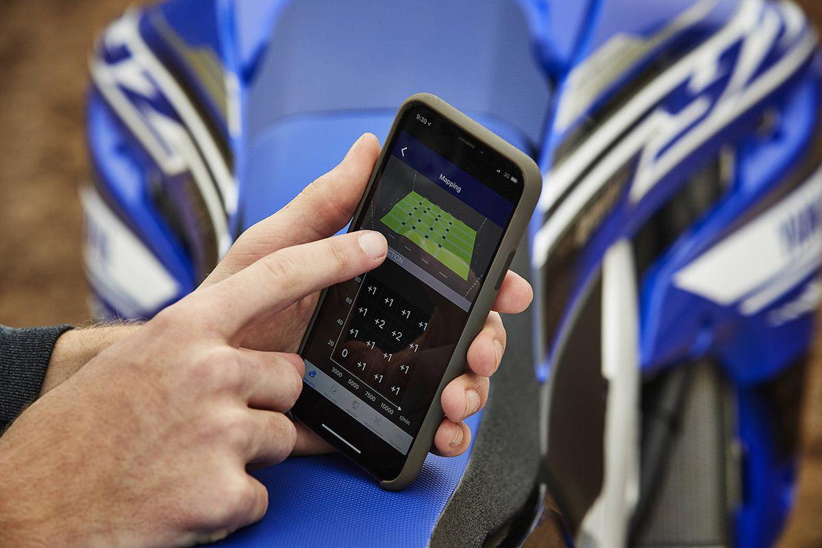 Yamaha Power Tuner Smartphone