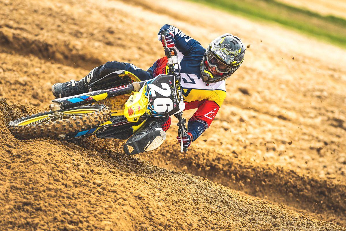 Equipación Motocross Answer