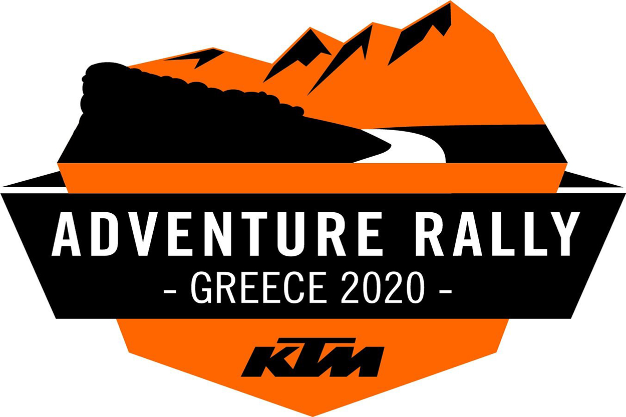European KTM Adventure Rally Logo