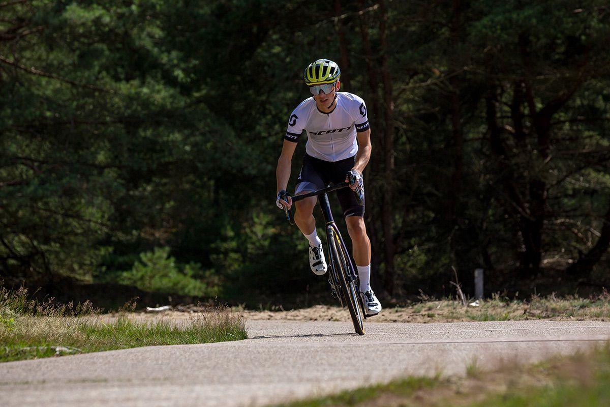 Jorge Prado, nuevo embajador SCOTT Bikes