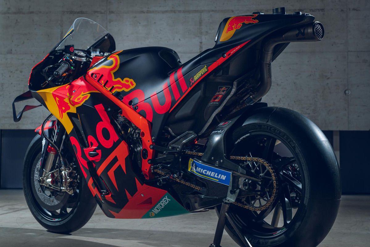 KTM RC 16 2020