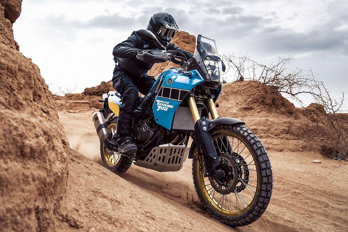 Yamaha Ténéré 700 Rally Edition 2021