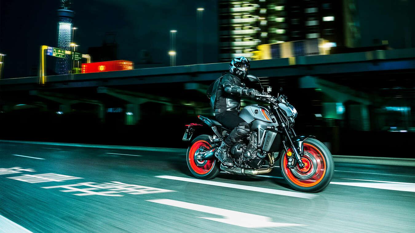 Yamaha MT-09 2021. Completamente nueva