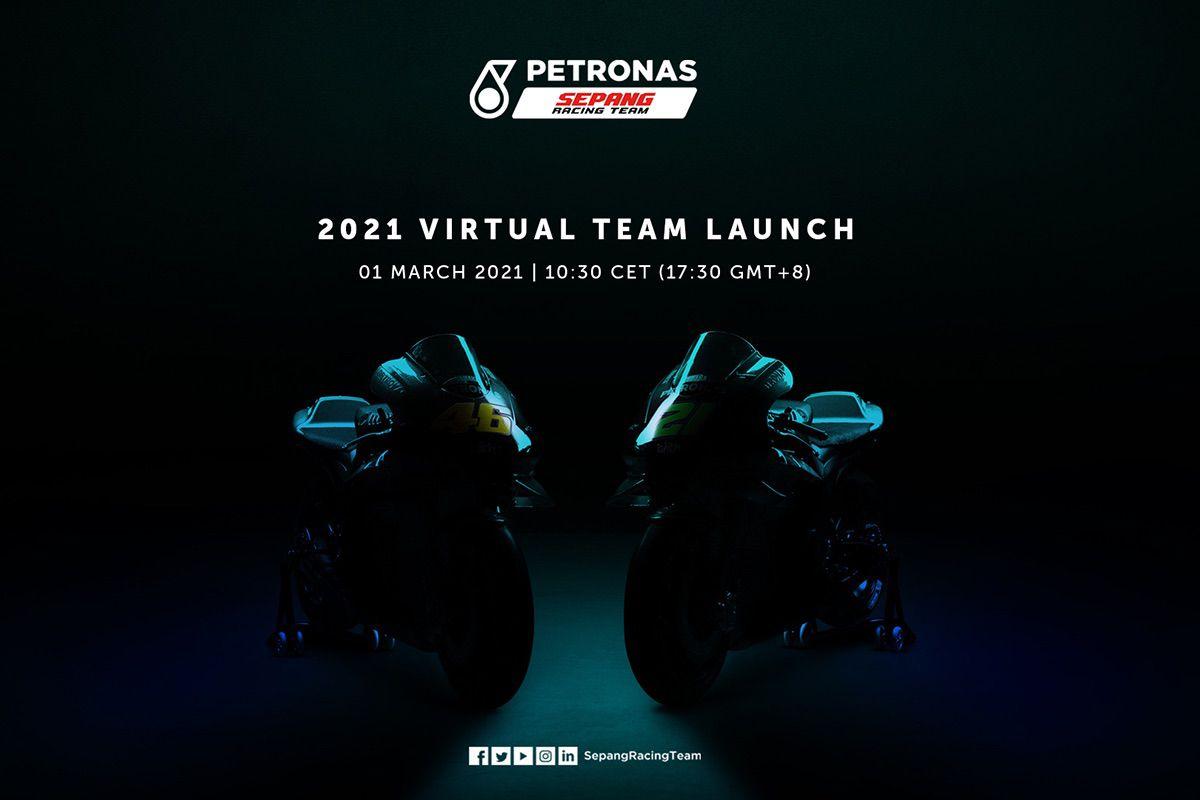 VÍDEO | Primeras imágenes de Valentino Rossi en Petronas
