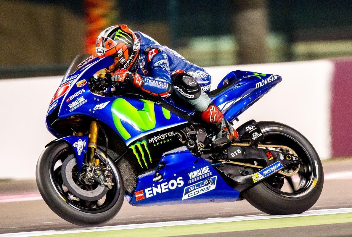 MotoGP QatarGP Vinales