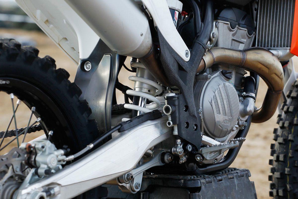 Prueba KTM SXF 350 2019