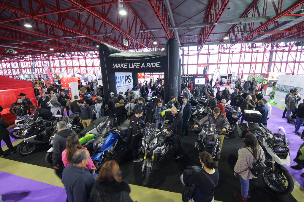 Salon Motomadrid
