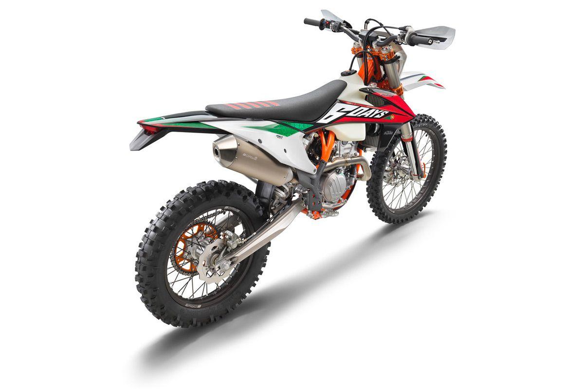 KTM Six Days 2020