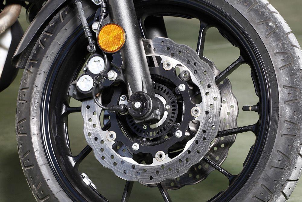 Frenos Yamaha XSR 700