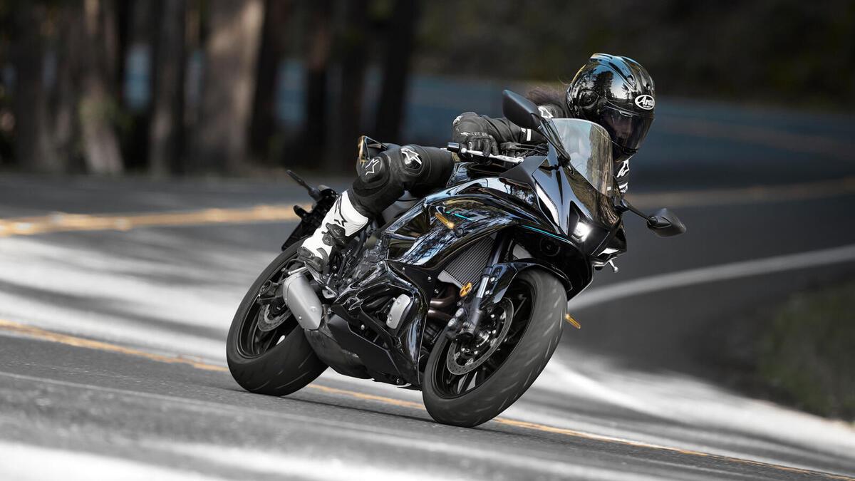 La nueva Yamaha R7: todos los detalles y fecha de llegada