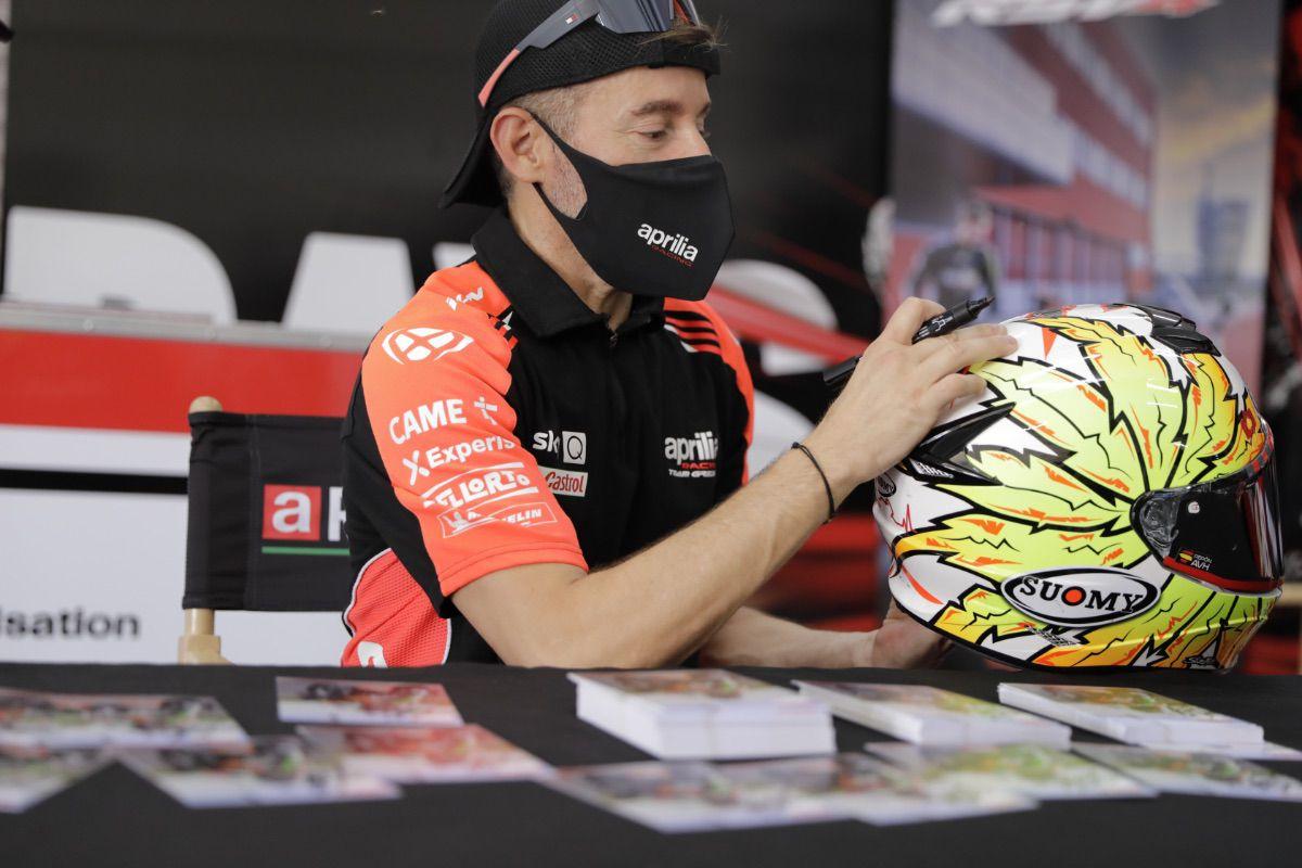 """""""Aprilia Racers Days"""" 2021: éxito rotundo"""