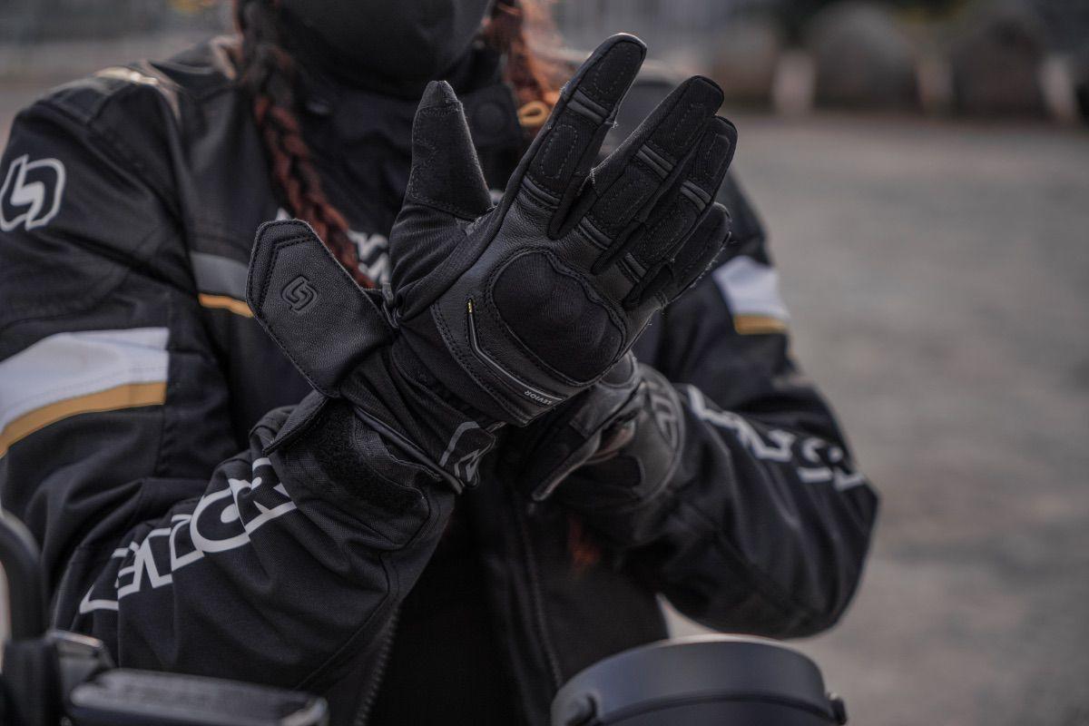 Prueba guantes Levior Leader Woman WP