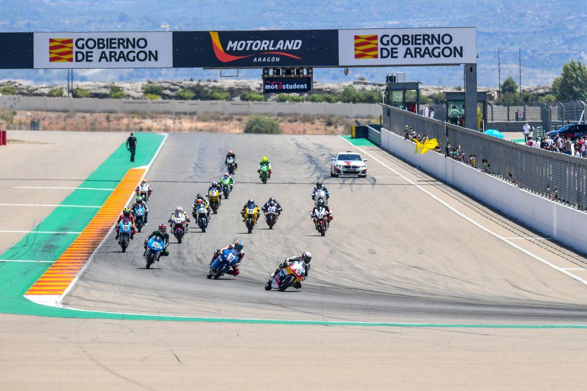 Italia arrasa en el MotoStudent 2021
