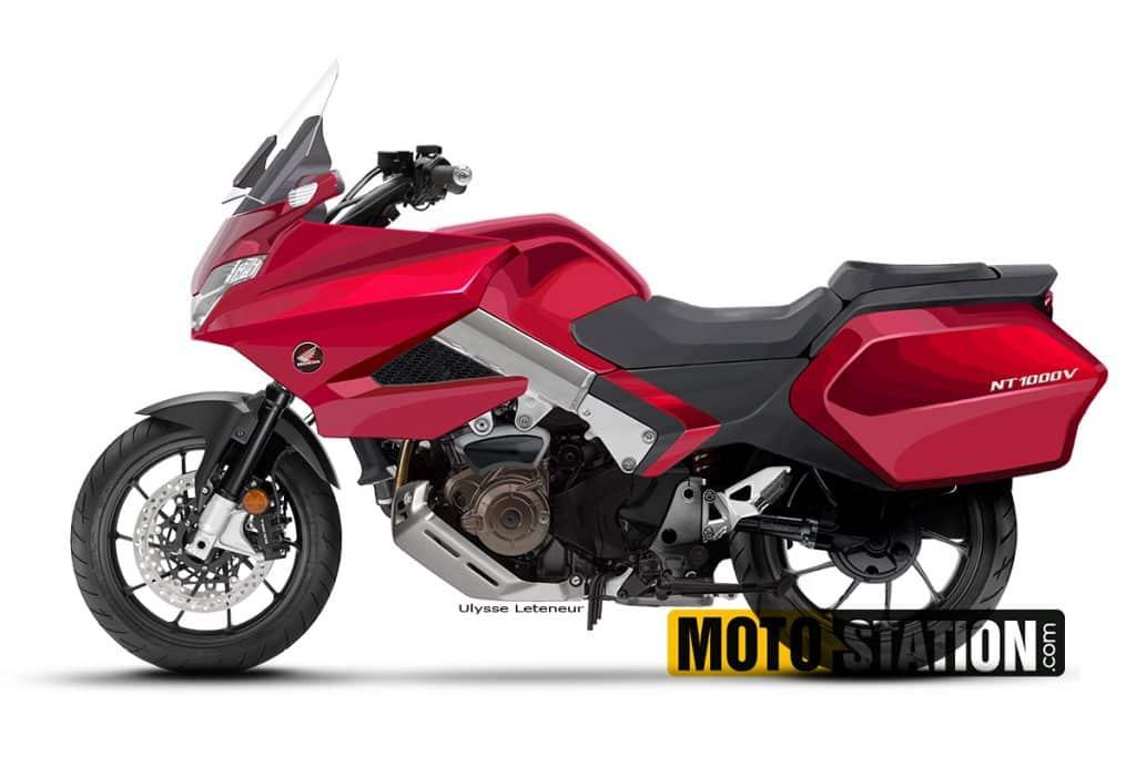 Honda NT1000V
