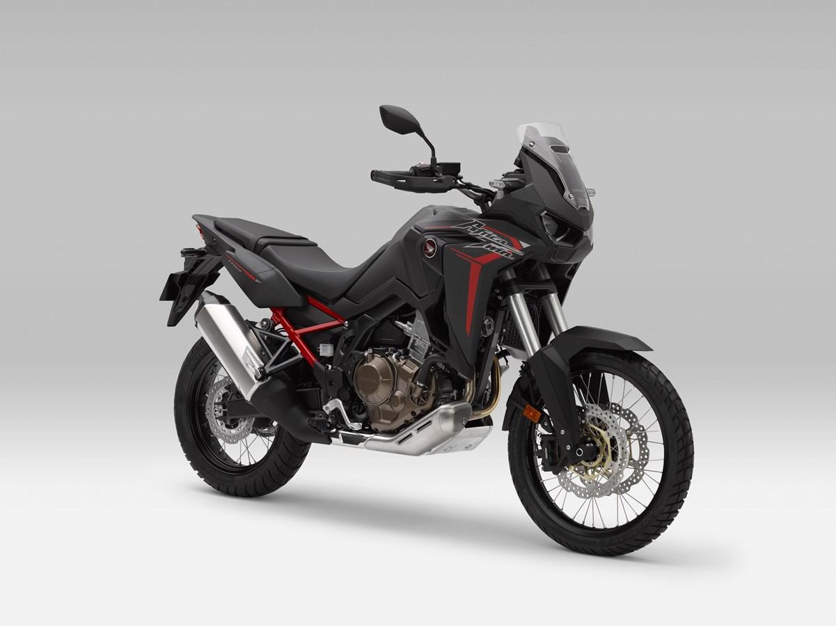 Honda CRF 1100L Africa Twin 2021: nuevos colores