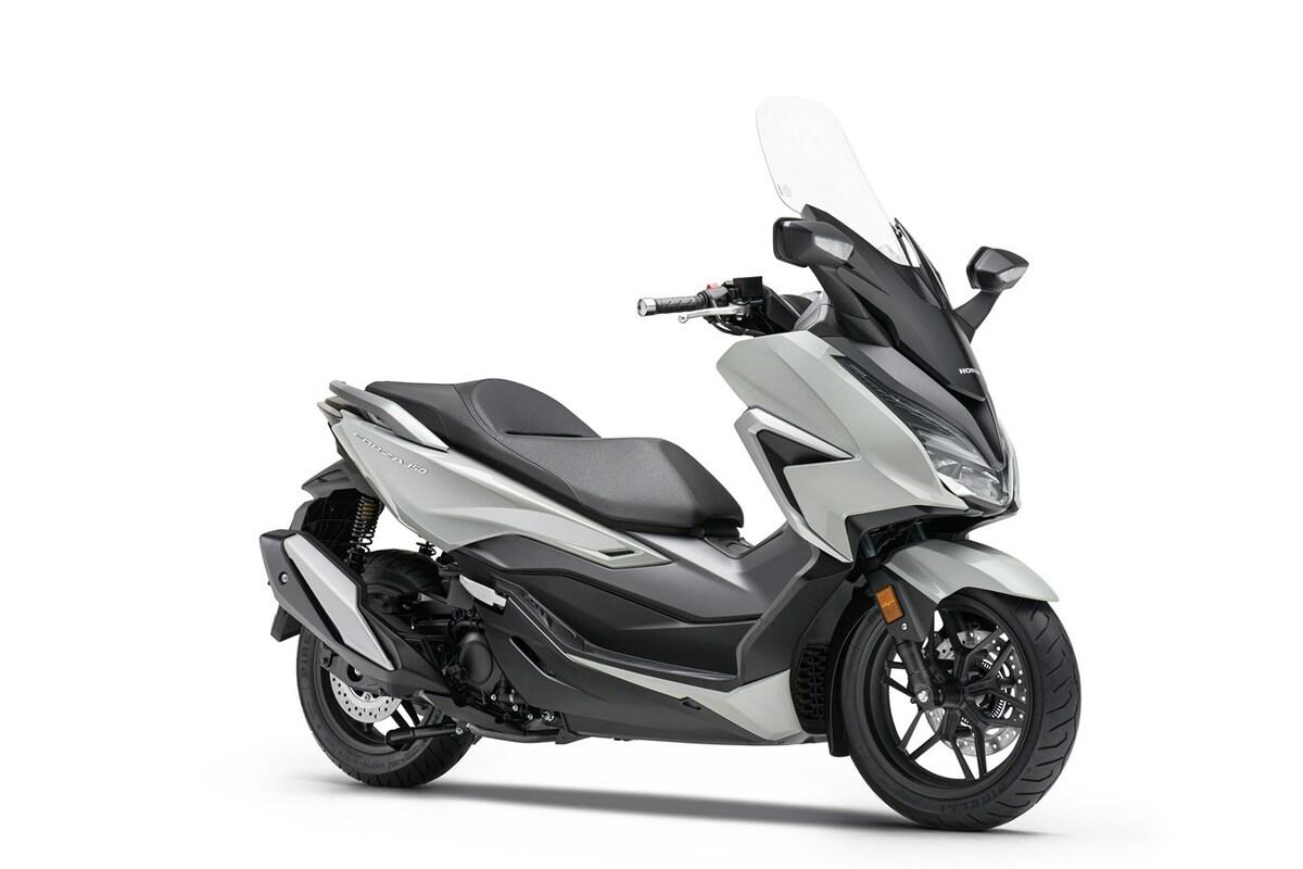 Las Honda Forza 2021 ya tienen disponibilidad y precio