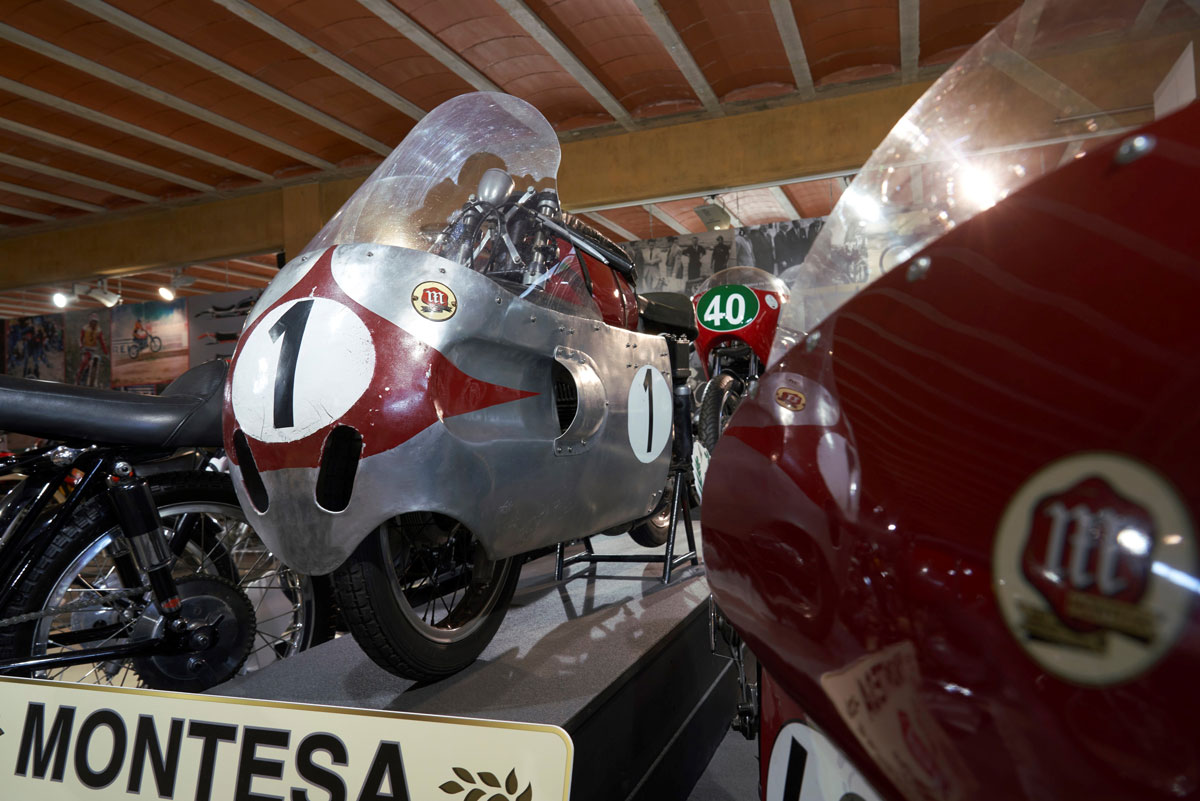 75 aniversario de Montesa