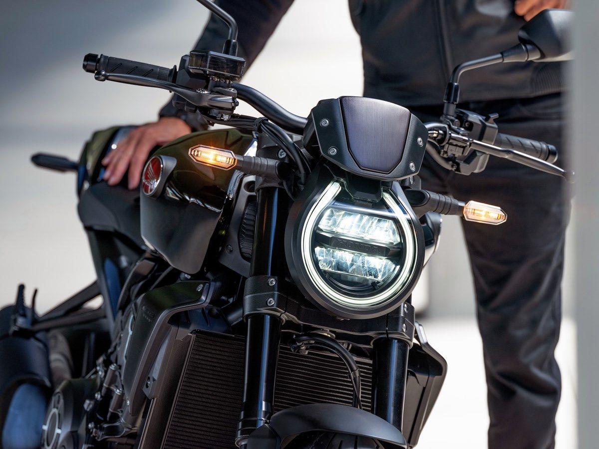 Honda CB1000R 2021: elegantemente agresiva