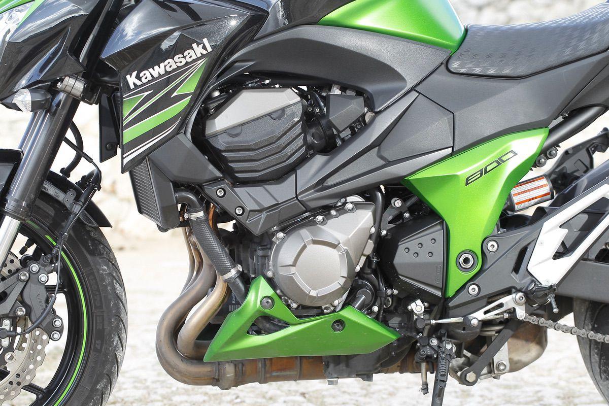 Motor Kawasaki Z800