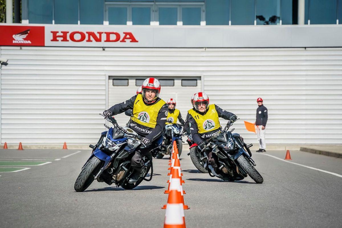 El Honda Instituto de Seguridad reinicia sus cursos de formación