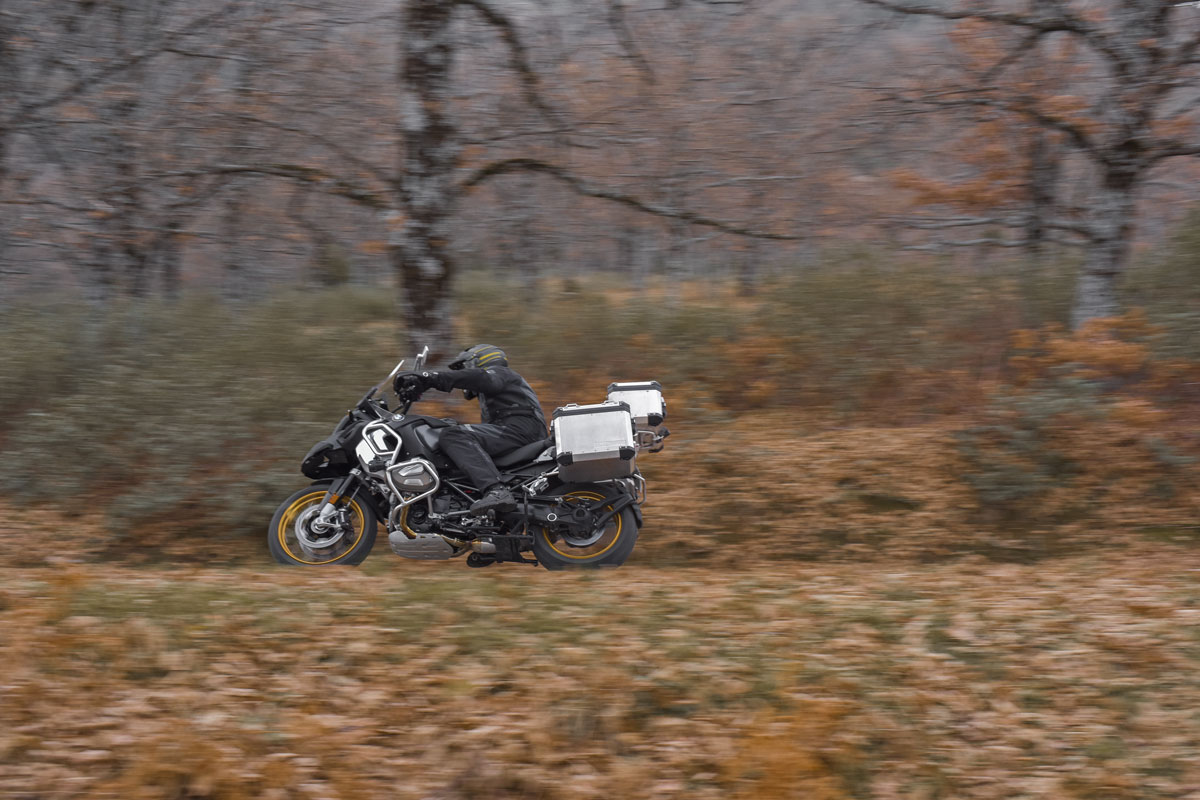 Prueba BMW R 1250 GS Adventure 2021