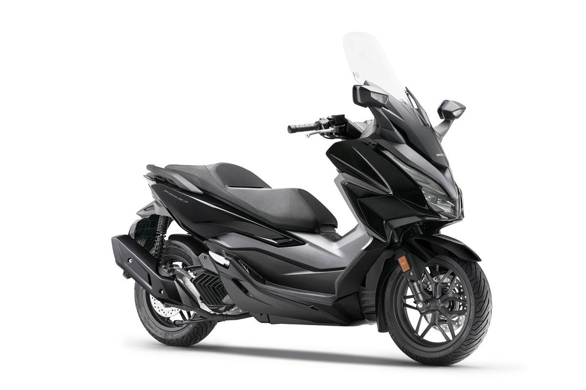 Nueva Honda Forza 125 2021